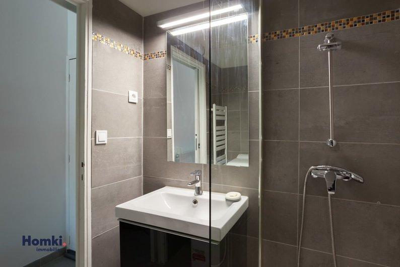 Homki - Vente appartement  de 28.0 m² à Marseille 13006
