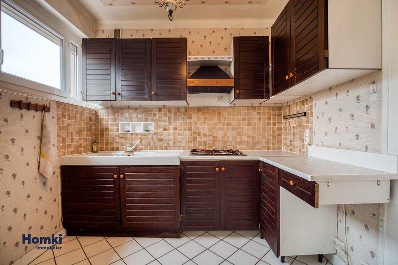 Homki - Vente appartement  de 55.0 m² à Saint-Étienne 42100