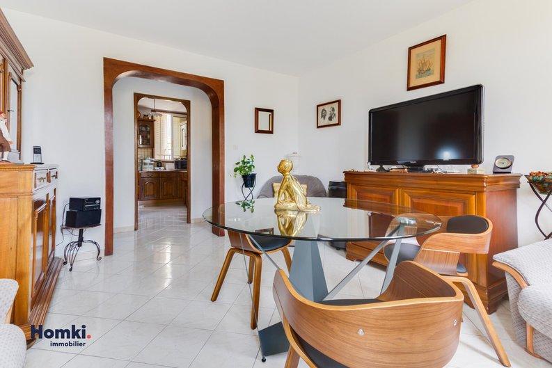 Homki - Vente appartement  de 65.53 m² à Marseille 13009
