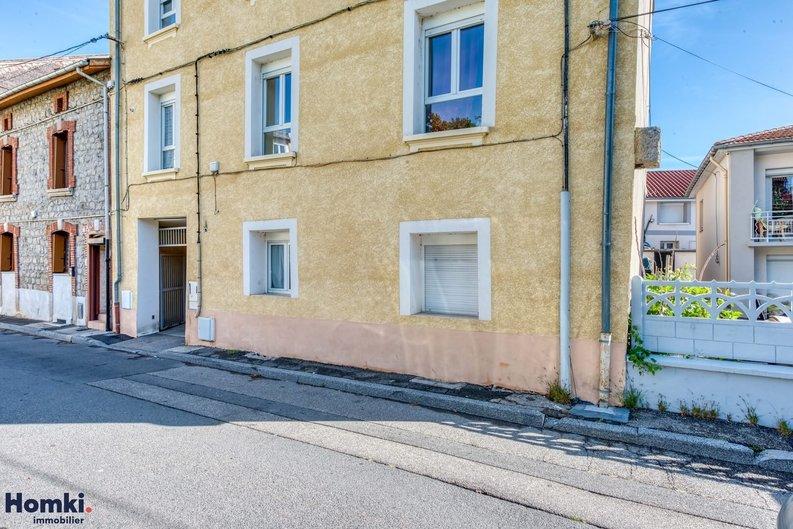 Homki - Vente immeuble  de 344.0 m² à firminy 42700