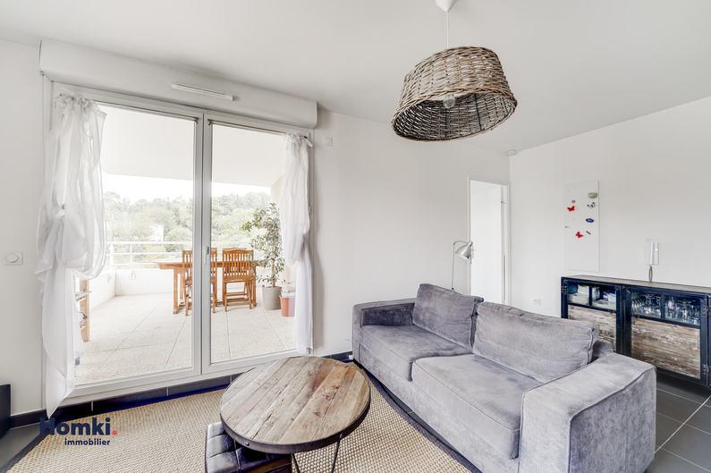 Homki - Vente appartement  de 42.69 m² à marseille 13012