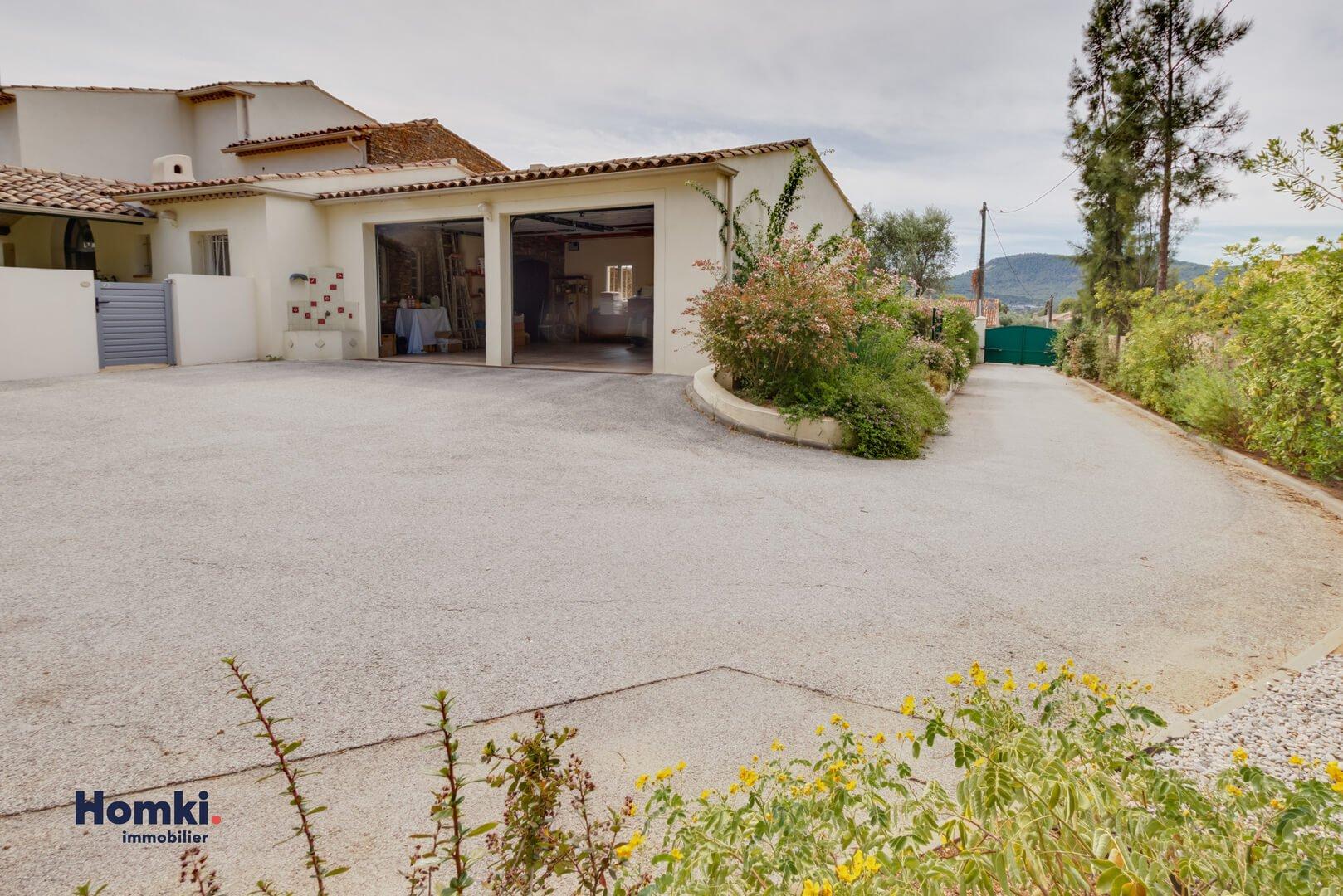 Homki - Vente maison/villa  de 380.0 m² à Hyères 83400