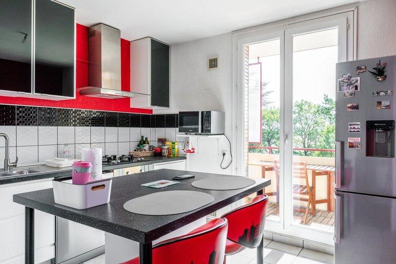 Homki - Vente appartement  de 65.5 m² à Pierre-Bénite 69310