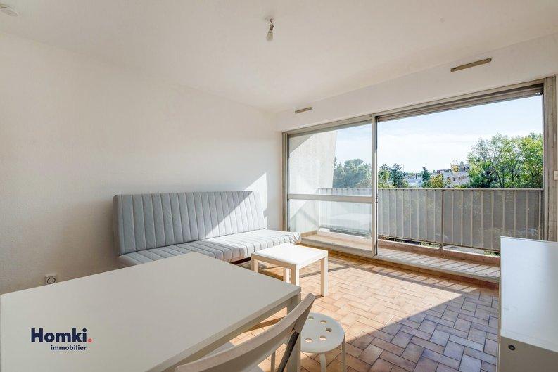 Homki - Vente appartement  de 22.0 m² à Montpellier 34090