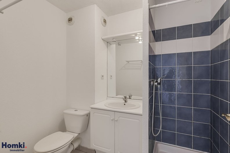 Homki - Vente appartement  de 37.0 m² à marseille 13004