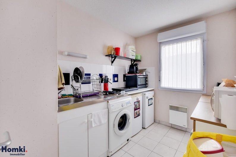 Homki - Vente appartement  de 48.0 m² à L'Isle-Jourdain 32600