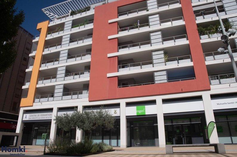 Homki - Vente appartement  de 76.0 m² à nimes 30000