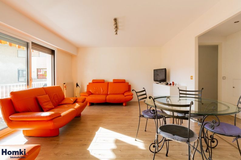 Homki - Vente appartement  de 77.86 m² à cannes 06400