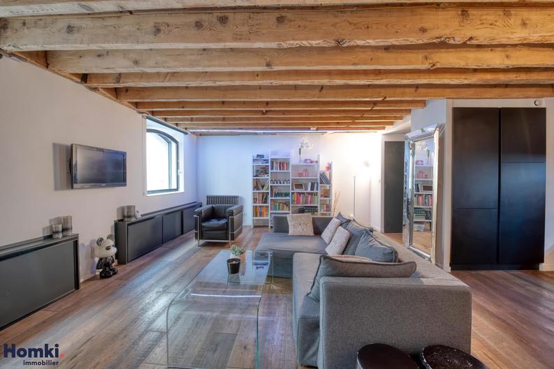 Homki - Vente appartement  de 80.0 m² à lyon 69002