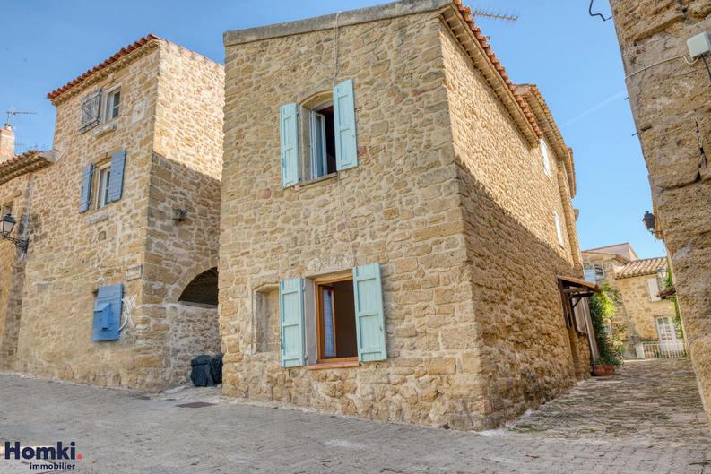Homki - Vente maison/villa  de 74.0 m² à miramas 13140