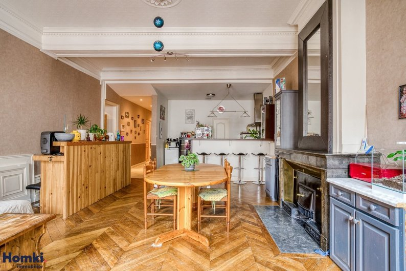 Homki - Vente Appartement  de 111.0 m² à Villefranche-sur-Saône 69400