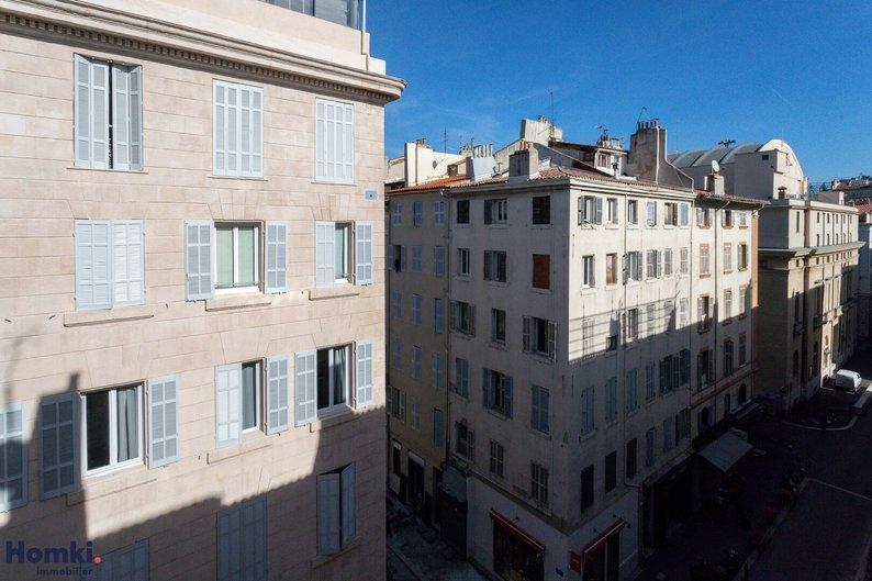 Homki - Vente appartement  de 29.0 m² à Marseille 13001