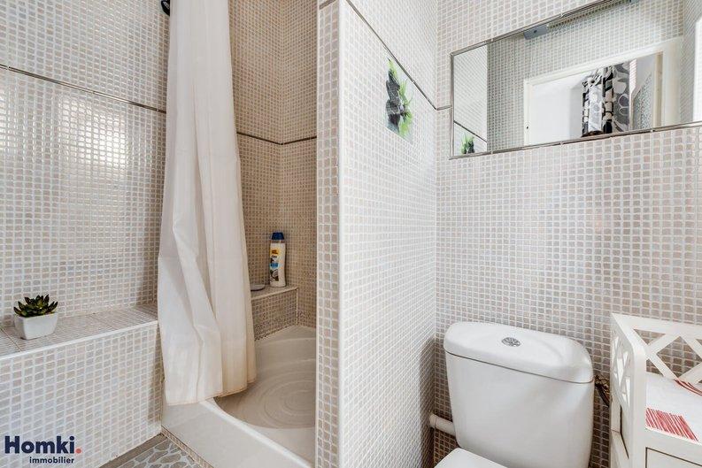 Homki - Vente appartement  de 32.0 m² à la ciotat 13600