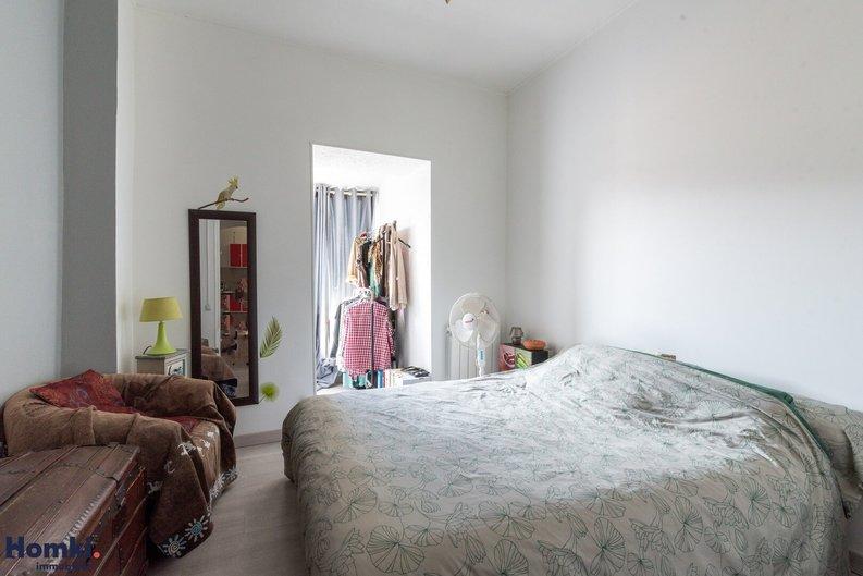 Homki - Vente appartement  de 34.0 m² à Sète 34200
