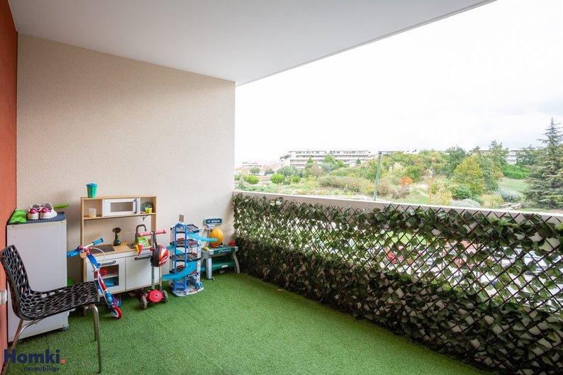 Homki - Vente appartement  de 58.0 m² à Marseille 13008